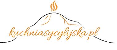 Kuchnia Sycylijska - logo witryny